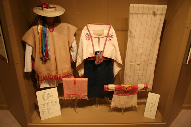 Weaving Generations Together Exhibit Panels
